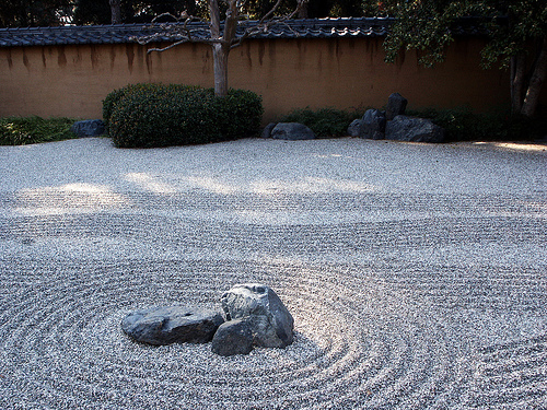 17 peaceful pictures of japanese rock gardens - How to make a japanese rock garden ...