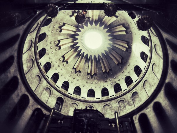Saint Sepulcher Church, Israel by Franco Carbone, PhotographyBlogger.net