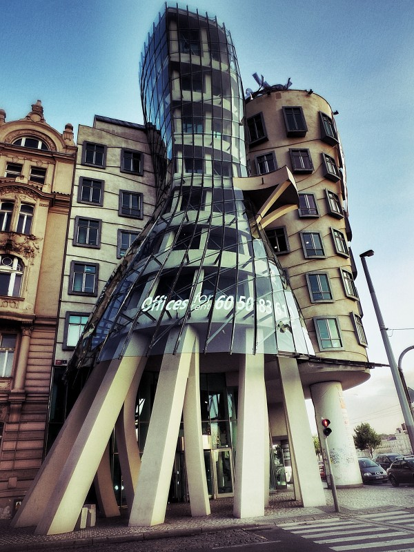 Dancing House, Prague by Franco Carbone, PhotographyBlogger.net