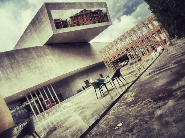 MAXXI Museum, Rome by Franco Carbone, PhotographyBlogger.net