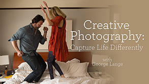 Creative Photography - Capturing Life Differently