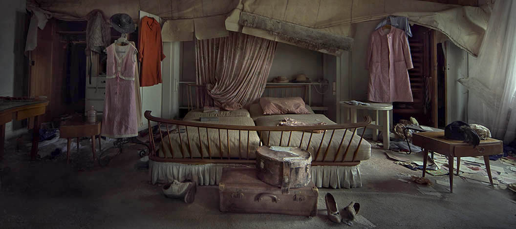 Abandoned planet by andre govia for Homes by andre