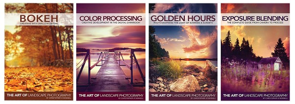 The Golden Hour Portfolio eBook cover