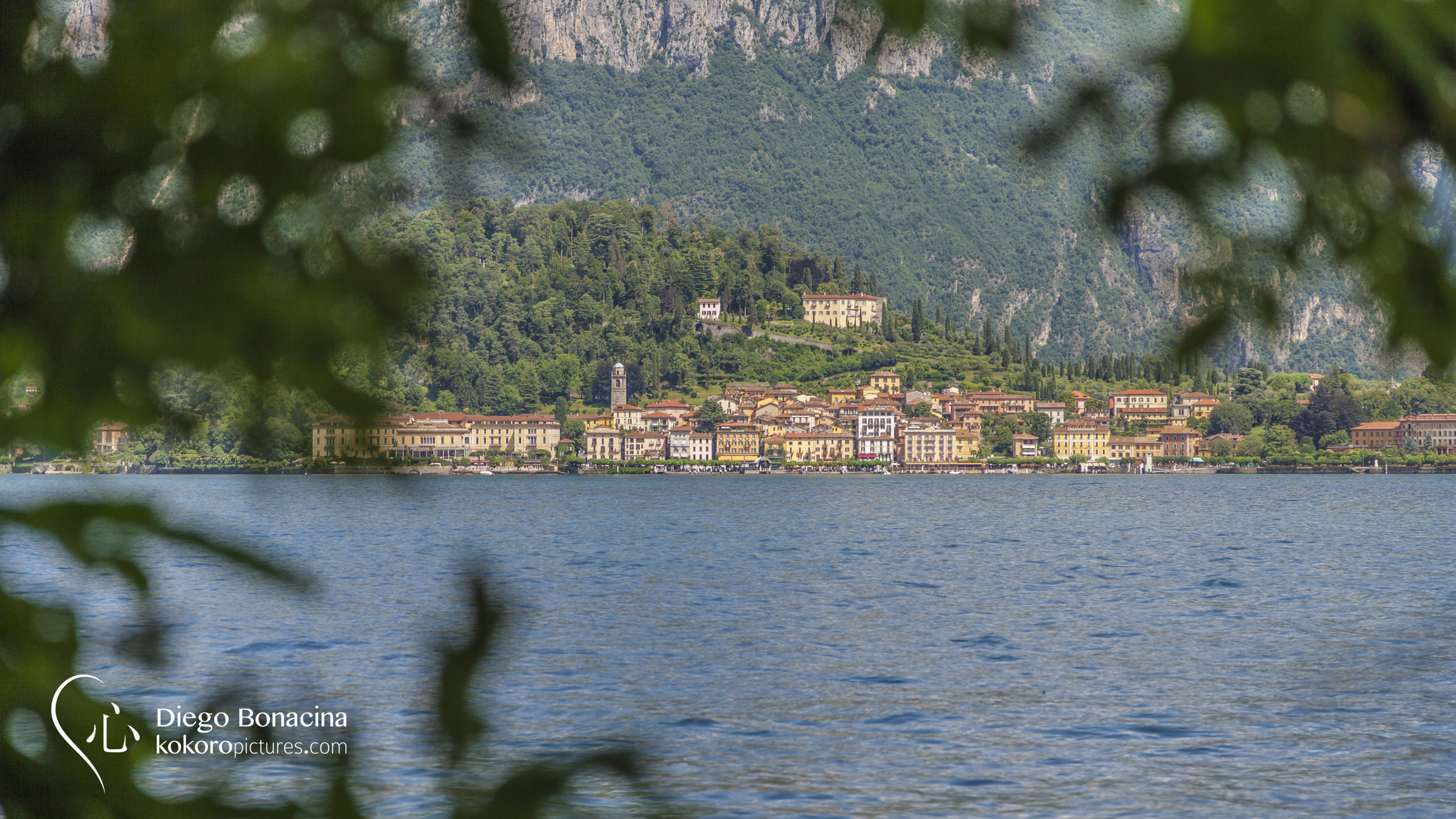 Bellagio from Cadenabbia