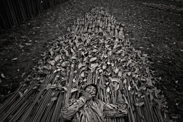 Munem Wasif - Jute Mill Worker