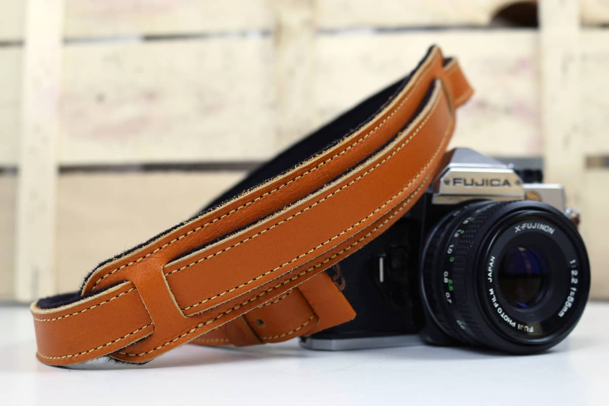 Ethical Camera Strap - KANCHA and PhotoCircle