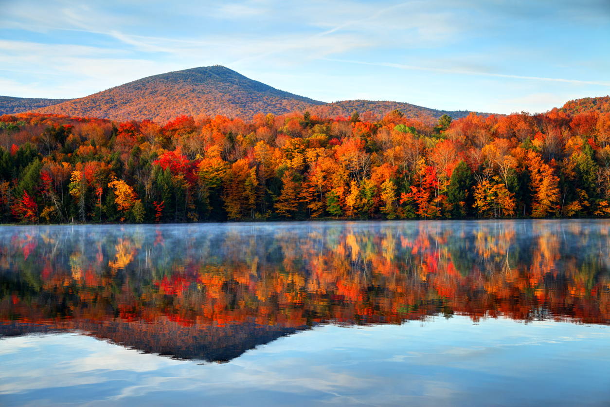 35 Beautiful Fall Photos And Time-Lapse Video